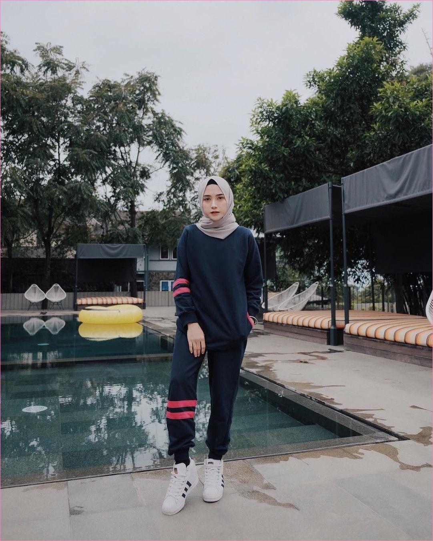 38 Trend Baju Model Hijab Casual Untuk Olahraga Gaya Selebgram
