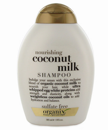10 Drugstore Products For The Curly Girl Method Curly Girl Method Curly Hair Styles Coconut Milk Shampoo
