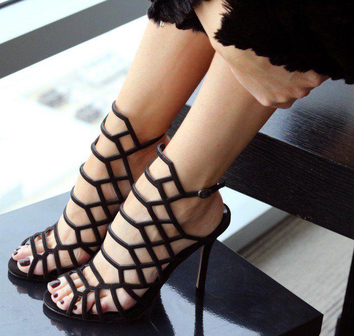 Steve Madden 'Slithur' Dress Sandals
