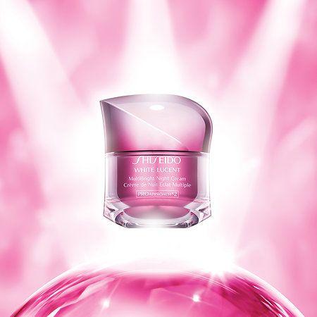 Shiseido - White Lucent MultiBright Night Cream #sephora