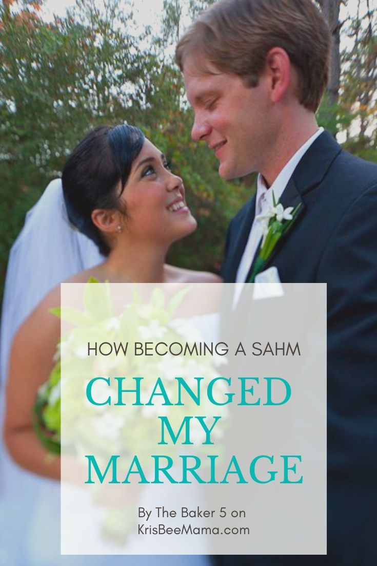 How Becoming A Stay At Home Mom Changed My Marriage | Stay ...