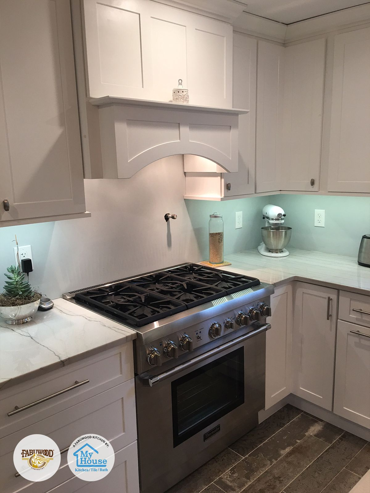 From the beautiful #lighting to the spectacular #backsplash, My ...