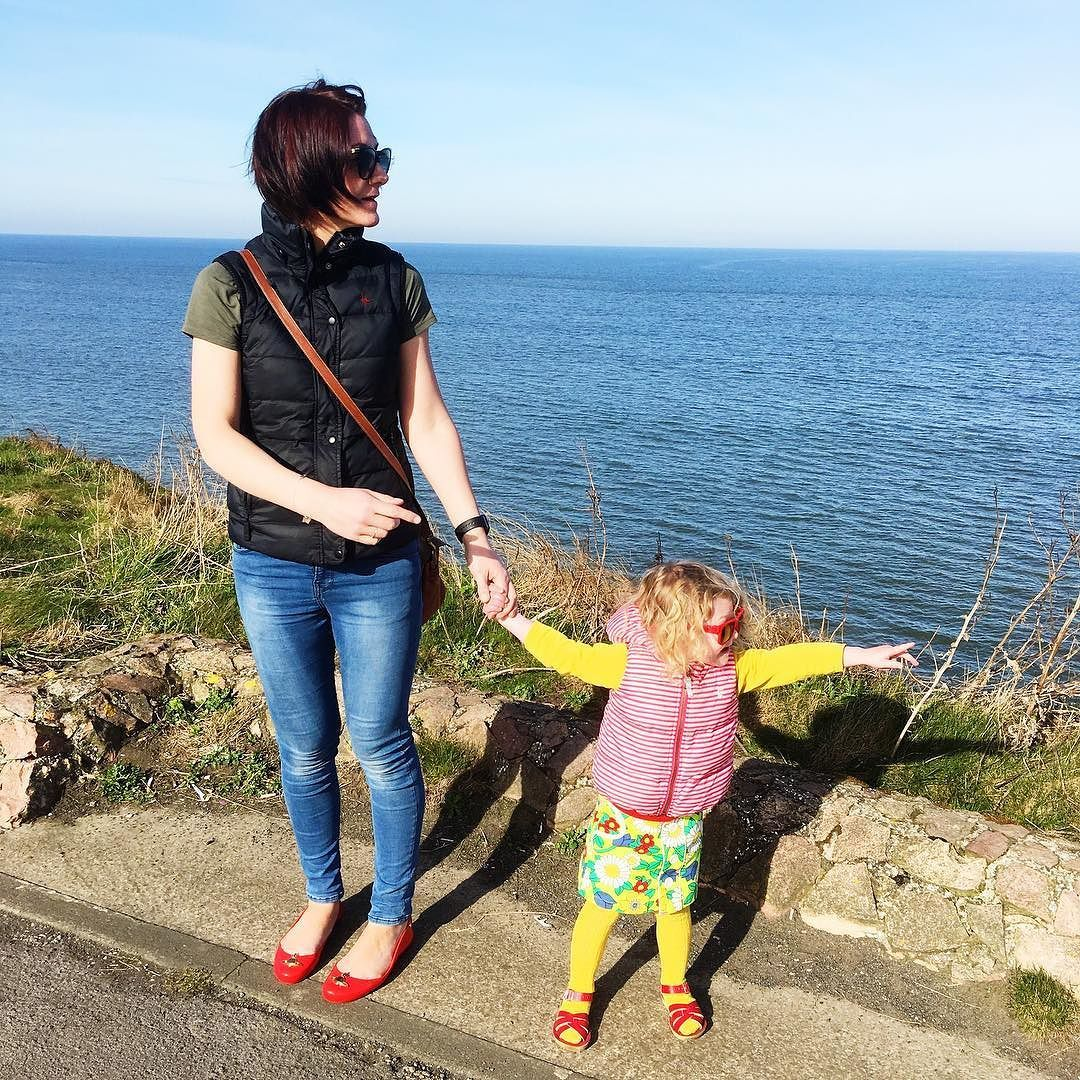 MA M A  T I M E So today we had #mothersdaydinner with #nana #granny and #greatgranny followed by a seaside walk to find #grampyrabbitslighthouse #loveher Being a mother is the #bestjobintheworld . . . #mama #mamabear #mamapreneur #mothersday #mothersday2017 #orla