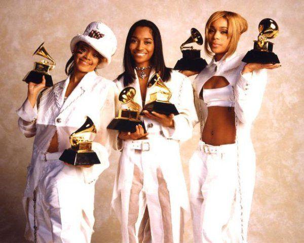 TLC, Grammy Awards. Feb 1996.