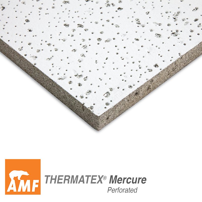 Amf Mercure Sk 600 X 600mm Square Edge Ceiling Tiles Are A Up To 60