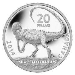 Legend of Nanaboozhoo 2014 Canada $20 Fine Silver Coin