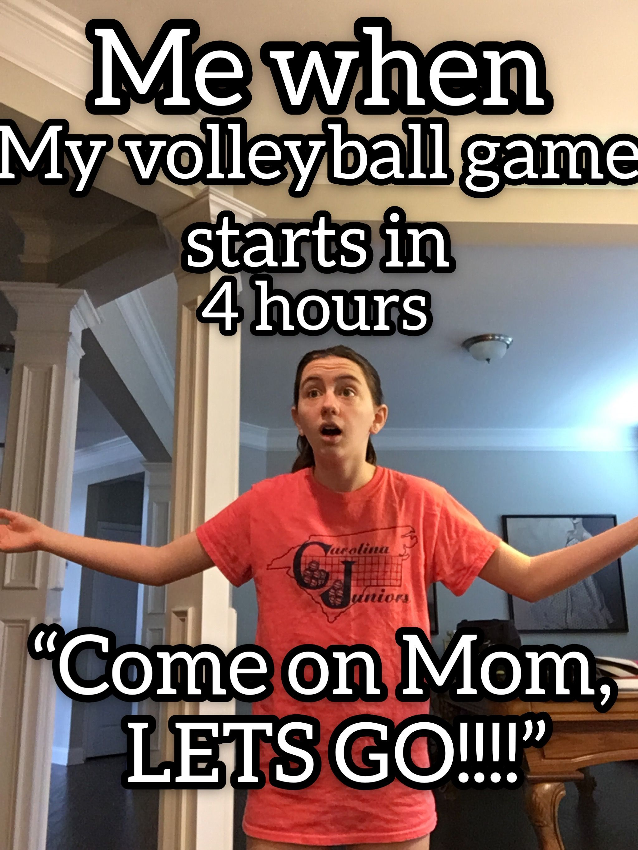 This Is So Me Volleyballlover Volleyball Jokes Volleyball Jokes