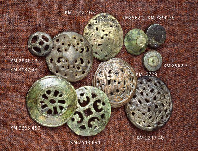 Viking age / Buckles / Finnish