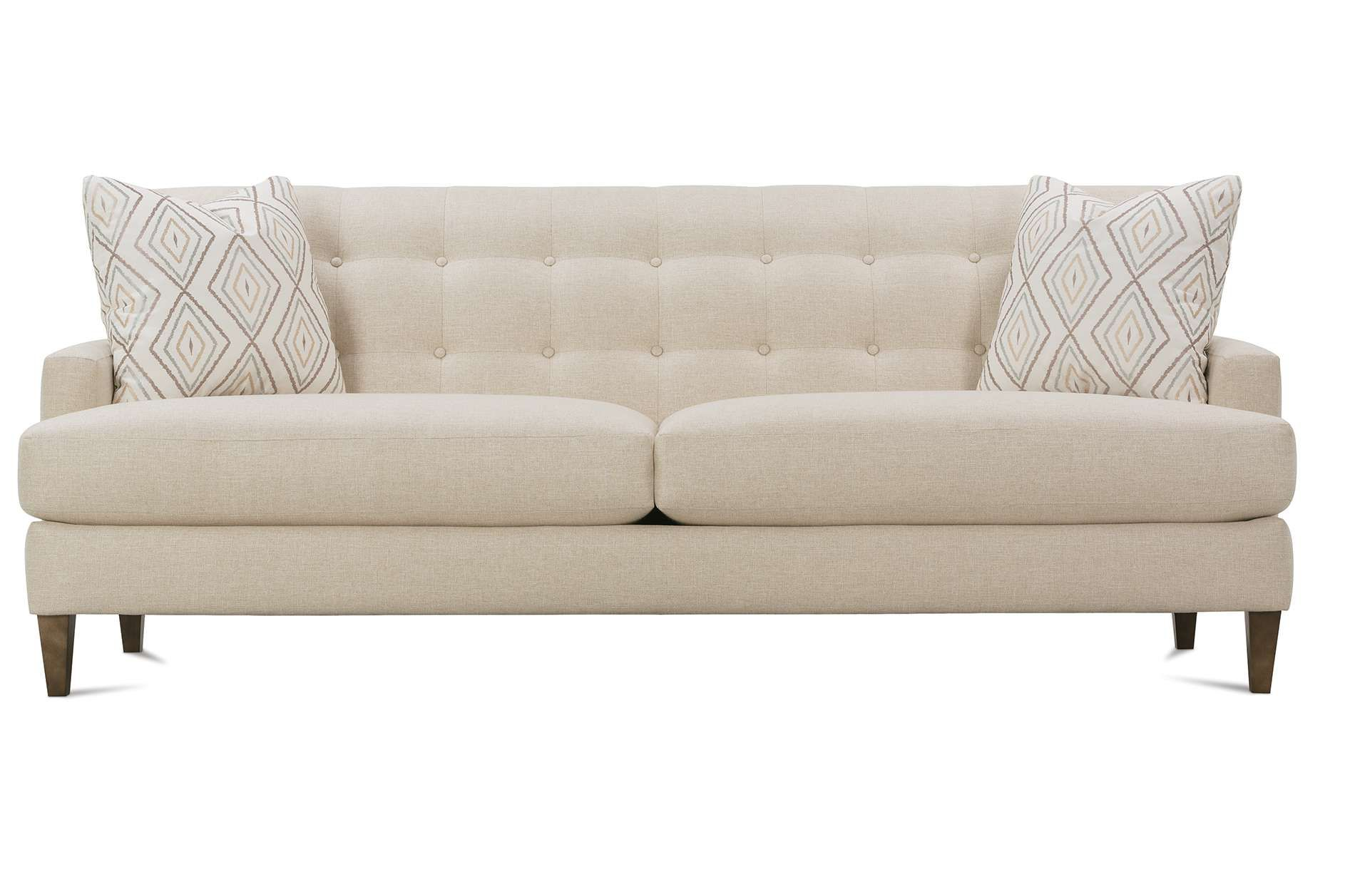 The Mitchell Sofa Combines Elegance With Modern Style To Create An  Exquisite Design From Rowe Furniture. Customize The Body And Pillows Here.