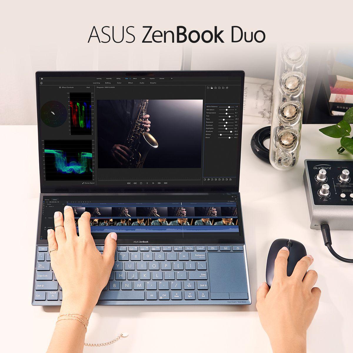 CreateTheUncreated Asus, Duo, Ultrabook