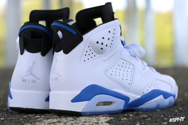Authentic Jordan 6 Retro