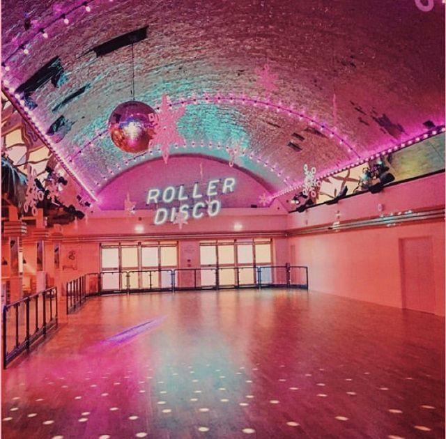 Roller Skate 70s Disco 70sfashion Rollerskating Disco