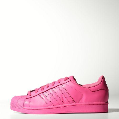 Adidas Originals Superstar Supercolor Pack Schuhe Hellrosa