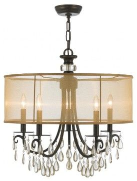 Hampton five light english bronze drum shade chandelier hampton five light english bronze drum shade chandelier transitional chandeliers we got lites mozeypictures Choice Image