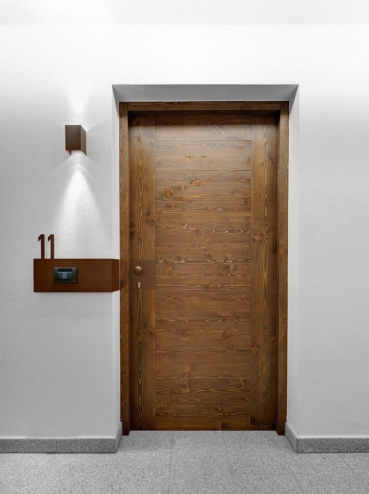 Hotel Doors Design Entry Doors: Ariston Dolomiti Residence By Bergundtal