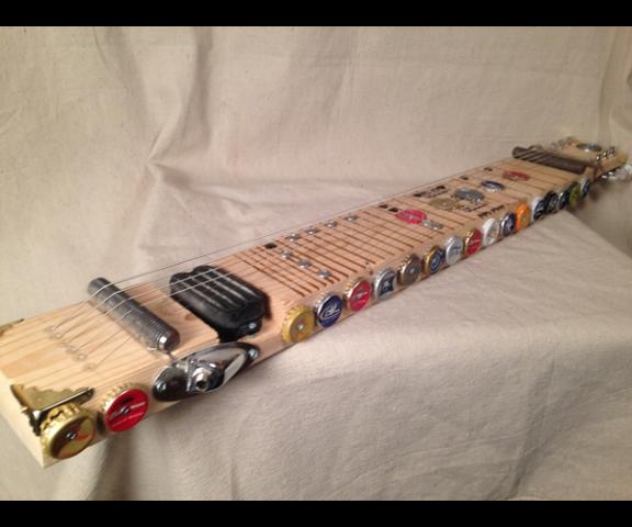Guitar World Diy Musician How To Build A 2x4 Lap Steel Guitar