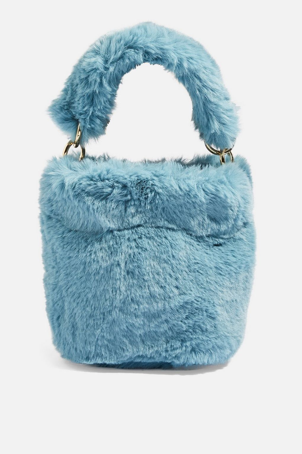 e9677548d9 Teddy Faux Fur Bucket Bag - Bags   Purses - Bags   Accessories - Topshop  Europe