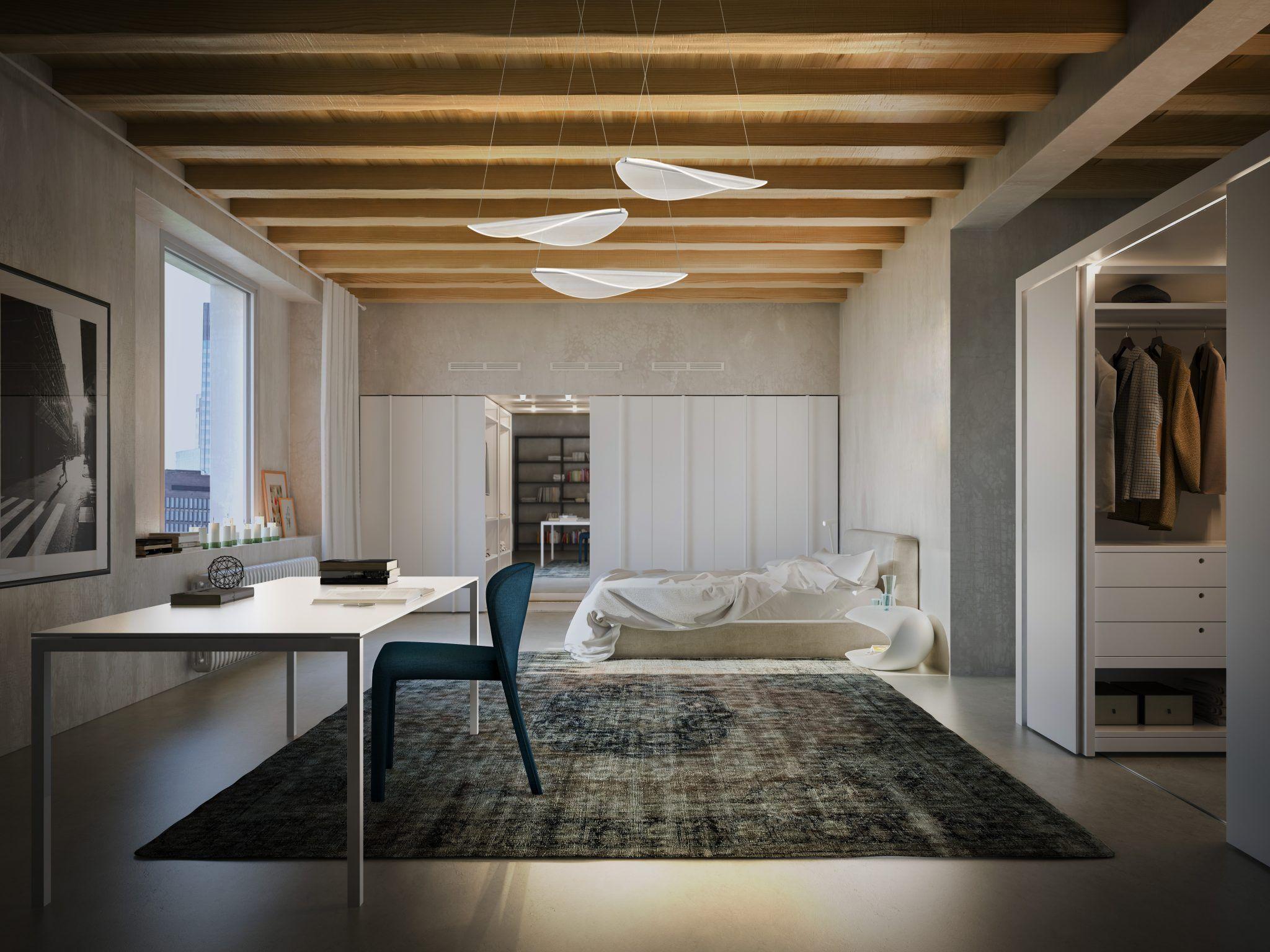 Le forme della luce: lampadari di design per interni tanto belli da