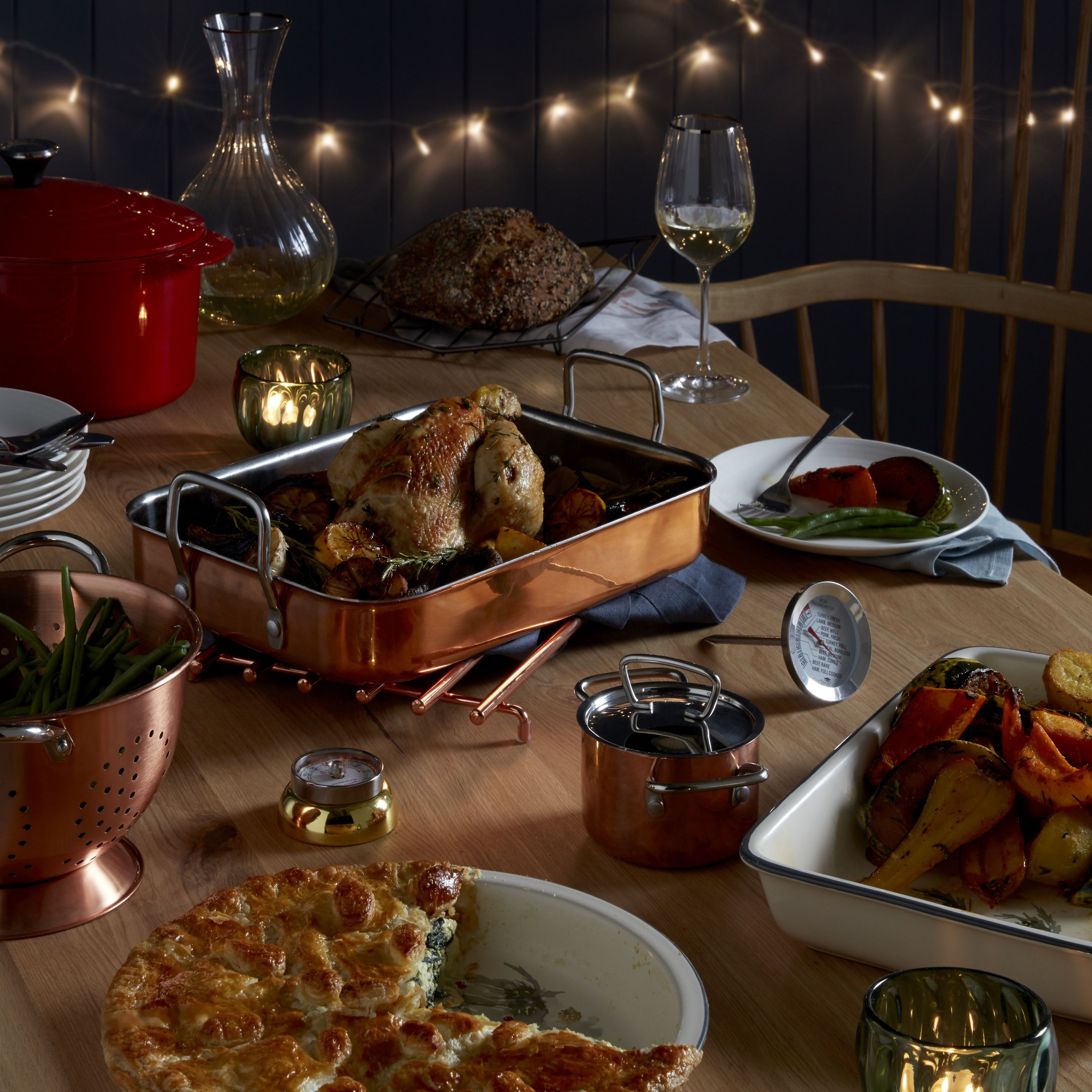 Whether You're Hosting Christmas Dinner Or Planning A