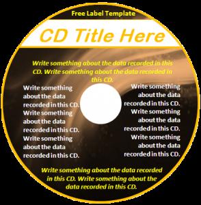 word cd