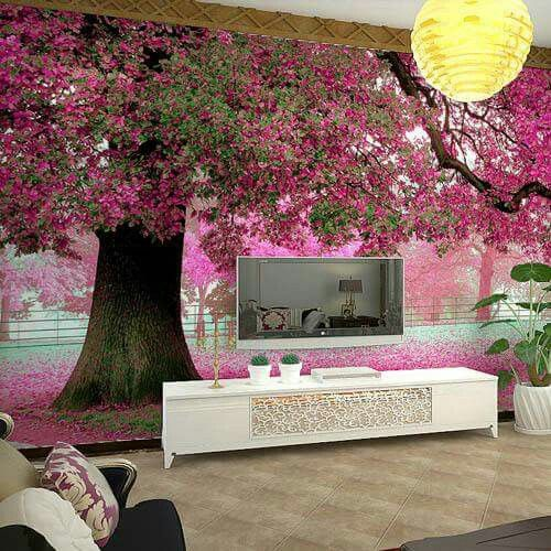 Pin On Design Living Room Wallpaper