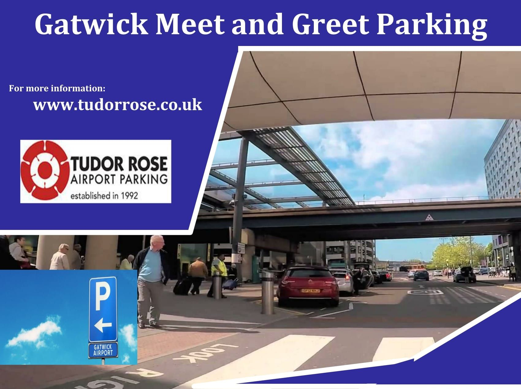 Tudor rose airport parking for more details please visit www tudor rose airport parking for more details please visit tudorrose car parking gatwick airport pinterest kristyandbryce Images
