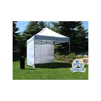 UnderCover 10' x 10' Instant Canopy with Side Walls | Cameo