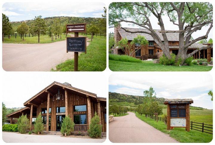 Larkspur Wedding Venue Colorado South Denver Rustic
