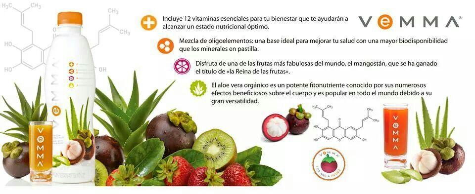 ¿Quieres MEJORAR tu SALUD? www.tenerife.vemma.eu facebook: Vemma Canarias (vitaminas y suplementos)
