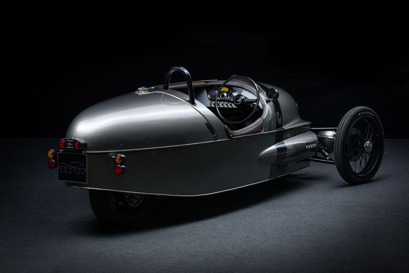 influenced by 1930\\\'s aero-engine race cars and classic motorcycles ...