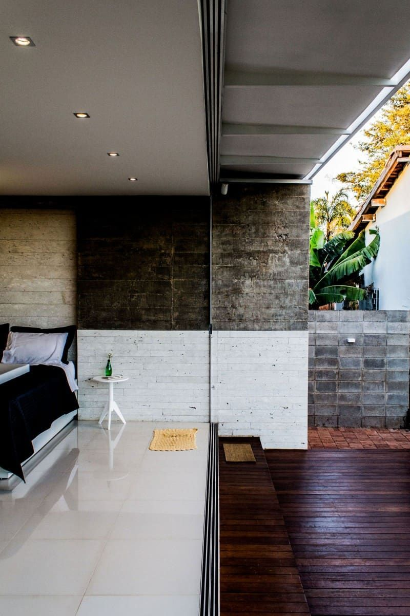 Cover 100 new and trendy ideas for wall design with natural materials tiny modern residence in brazil