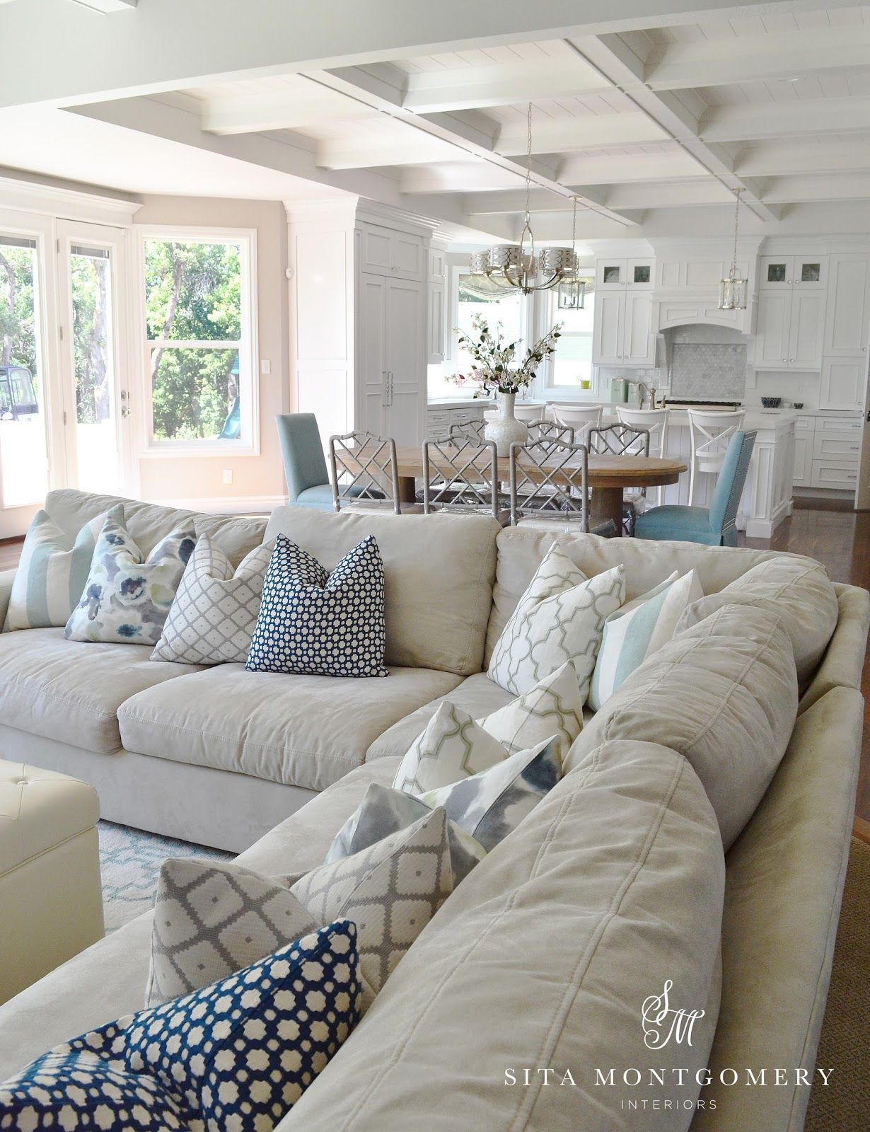 Sita Montgomery Interiors Project Reveal The Rigby Family Room