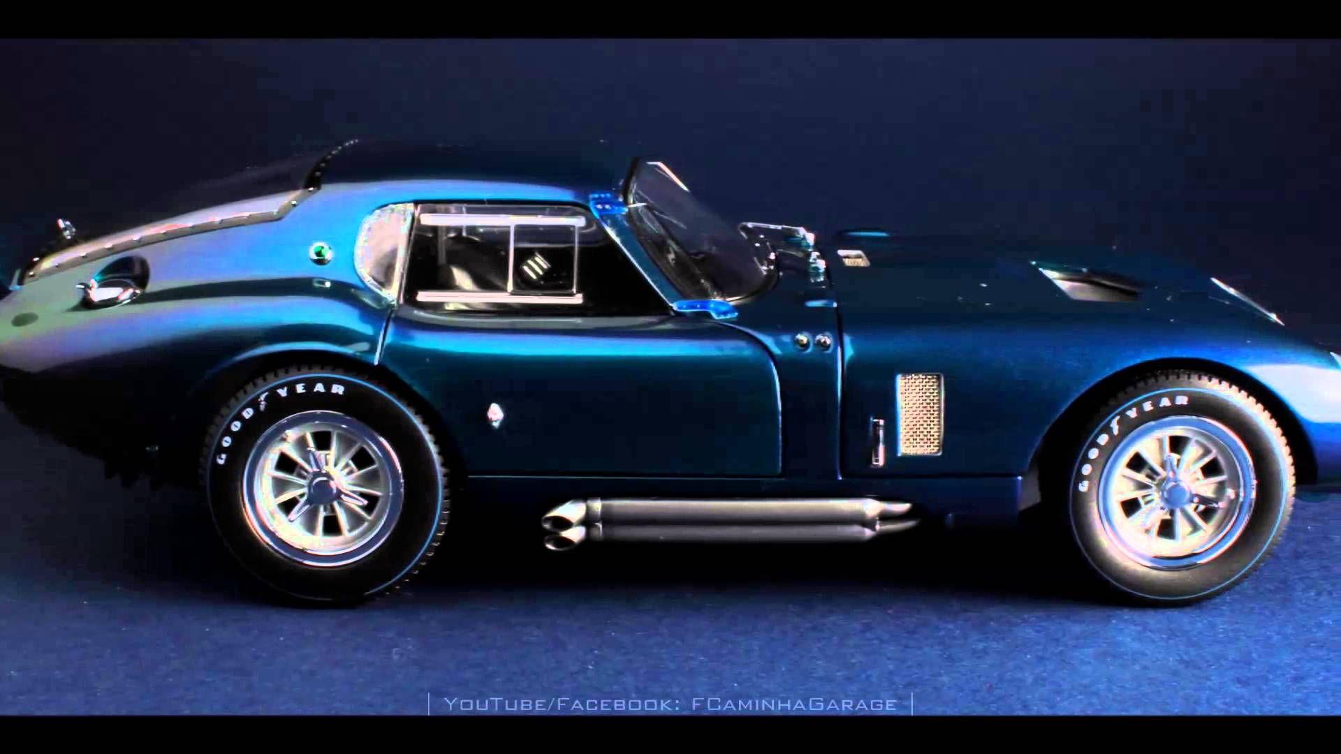 1/18 1964 Shelby Daytona Cobra Coupe in Standox Daytona Paradise ...