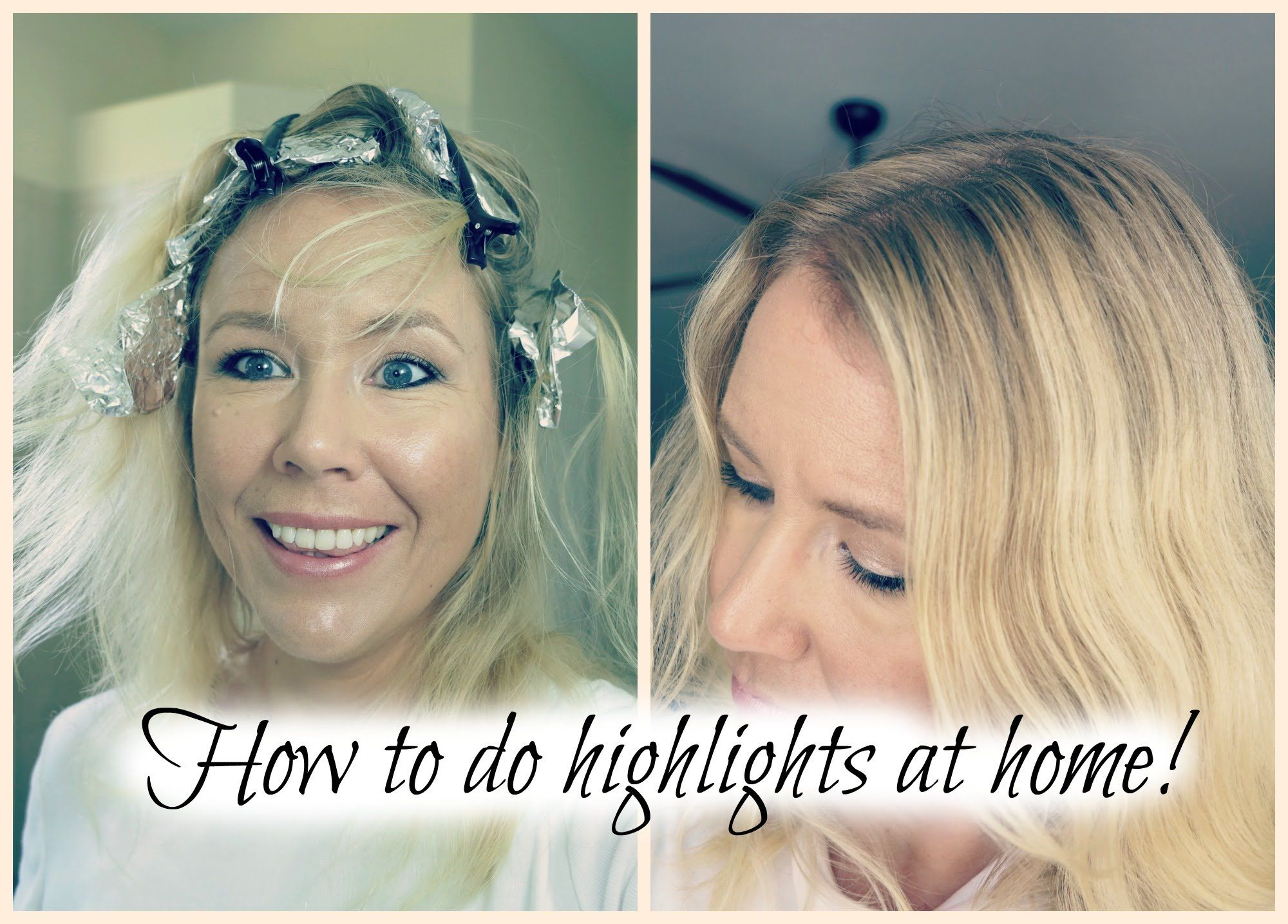 How To Do Highlights At Home Cruelty Free Makeuphair