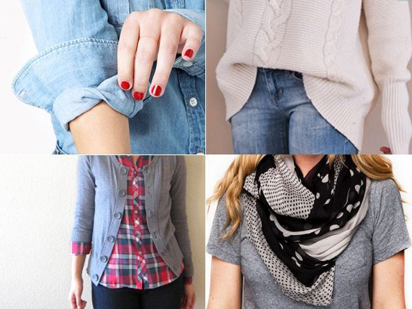 The Frisky - 10 Styling Tips For People Who Are Wearing Their Clothes All Wrong