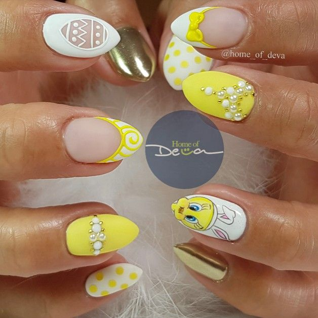 Will You Be Painting Eastereggs Or Nails Today We Love All The