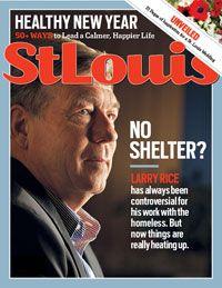 St. Louis Magazine, January 2014