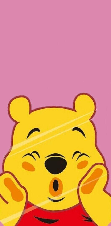 Pin Oleh Sunshine Di Winnie The Pooh Wallpaper Lucu Lucu Dan Kartun