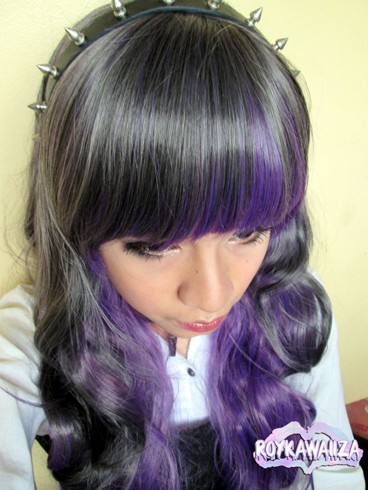 Animated Eye Makeup Tutorial using Geo Nudy & Lolita Wig, read more in http://goo.gl/ENXvsR   Like this wig? Buy it  http://goo.gl/pUuGbz @ $29.90
