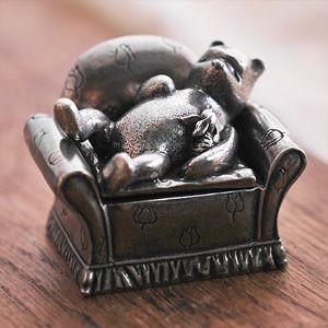 Royal Selangor Winnie the Pooh The Best Armchair Trinket Box