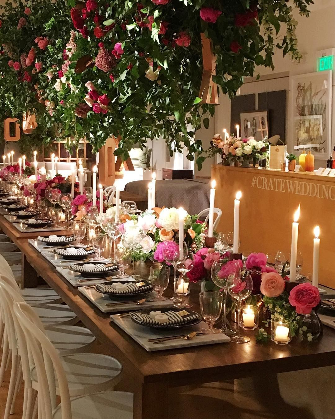 Wedding decorations for reception january 2019 Pin by Caitlin Drinkwater on Wedding  Pinterest  Crates Bridal