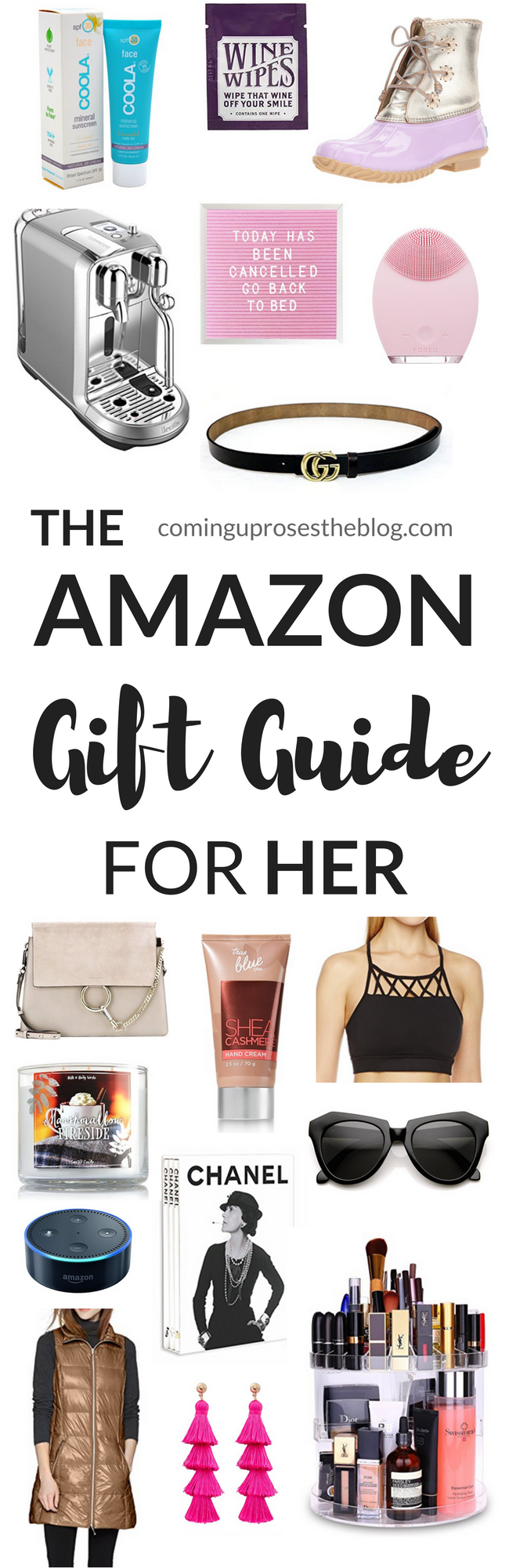Amazon Gift Guide for Her Best amazon gifts, Amazon