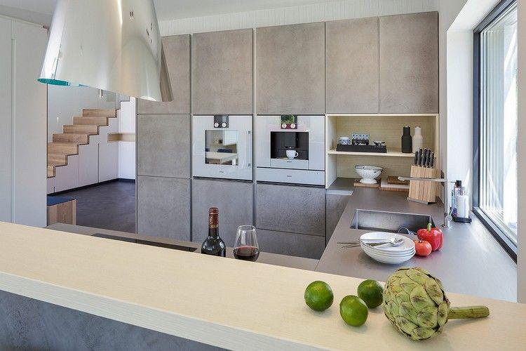 Kuche In U Form Planen 50 Ideen Und Tipps Kleinekuche Uformige Zoomondo Theke Odinochestvo Modernek Kitchen Plans Kitchen Interior Contemporary Kitchen