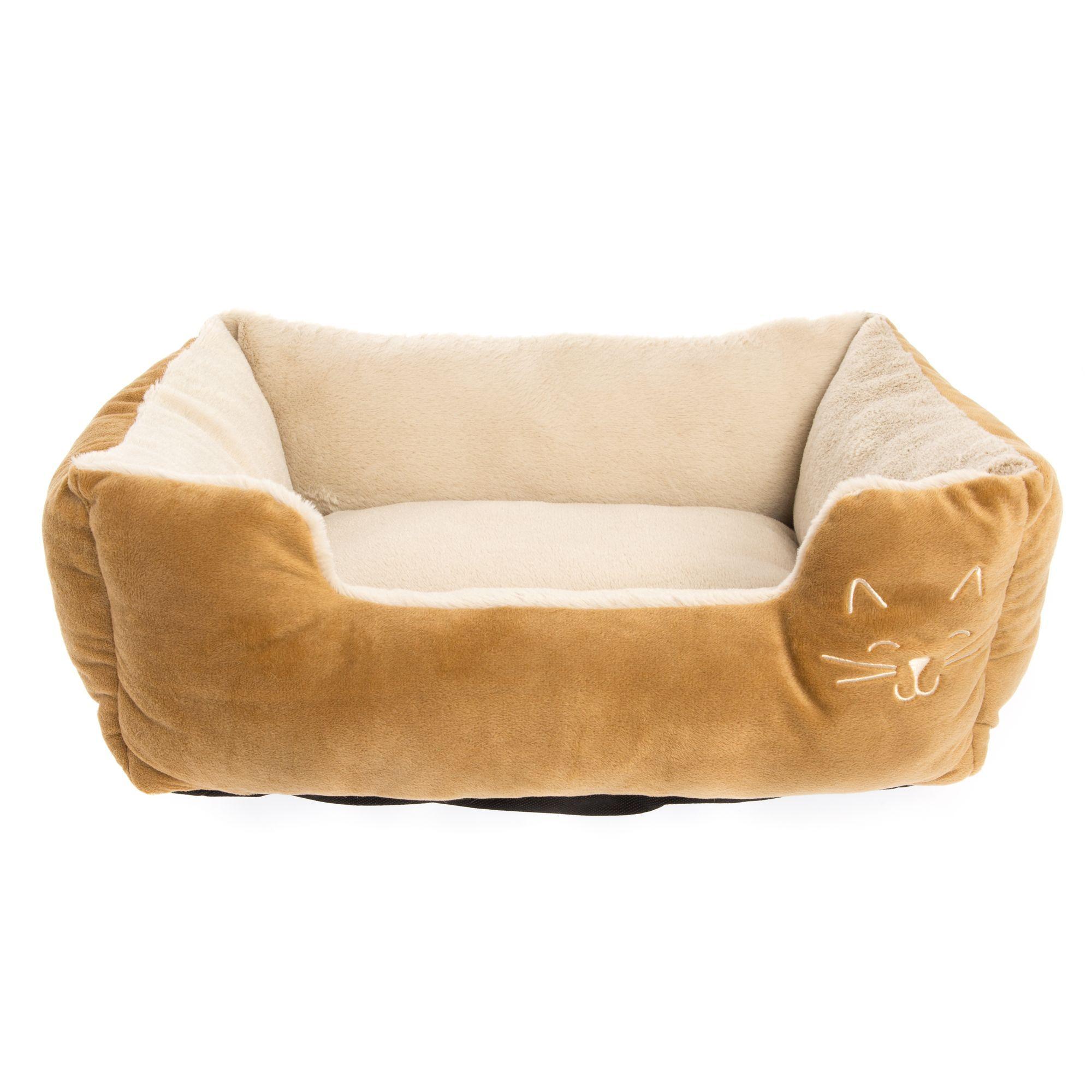 Whisker City® Kitty Face Cuddler Cat Bed Cat city