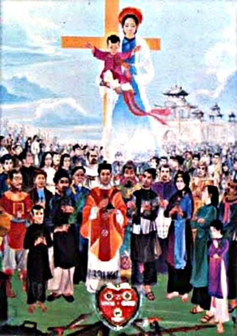 November 24 - Blessed Memorial of St Andrew Dung-Lac and the Martyrs of Vietnam – Christianity came to Vietnam through the Portuguese. Jesuits opened the first permanent mission at Da Nang in 1615. They ministered to Japanese Catholics who had been... ~ AnaStpaul - Light of Faith
