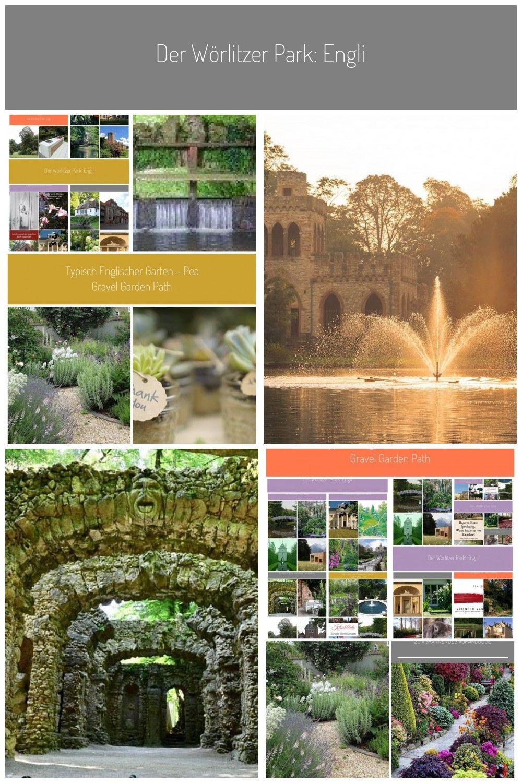 Der Wrlitzer Park Englischer Garten Gondelfahrt Amphitheater Und Sogar Ein Amphitheater Der Ein Engli Englischer Garten Englischer Landschaftsgarten Landschaft