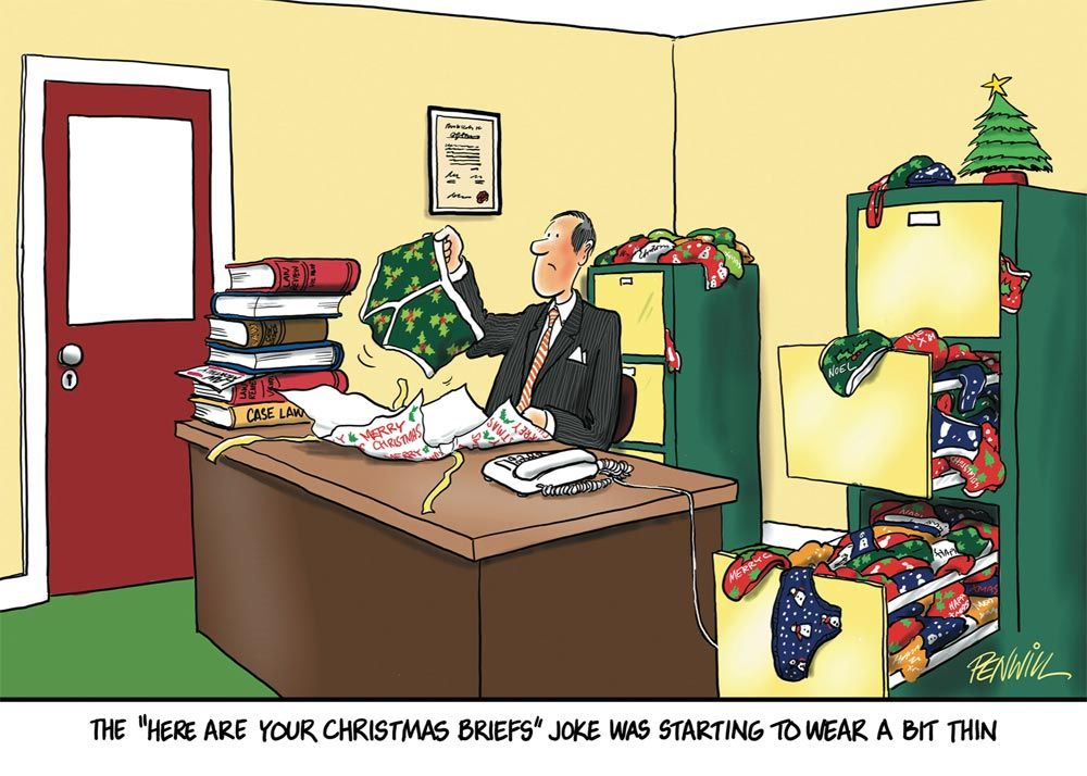 friday lawyer humor holiday briefs  legal humor