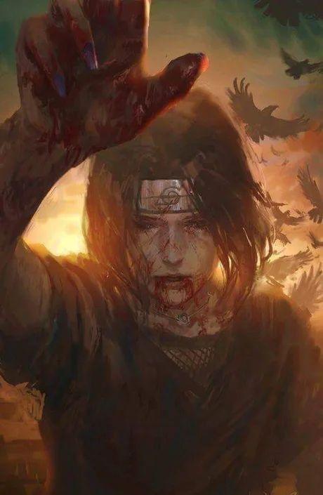 Photo of eres mi linda casualidad «Sasuke Uchiha» – Muerte de Itachi