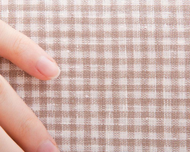 Checkered linen Pure Linen Fabric sandy brown linen fabric fabric Linen natural fabric flax Cotton Linen fabric pure linen fabrics linen cotton flax Linen natural linen fabric Cotton Linen Fabric Checkered linen organic linen 9.00 USD #goriani
