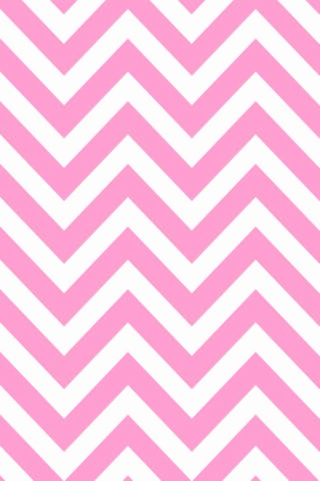 IPhone 5 Wallpaper   Pink Chevron